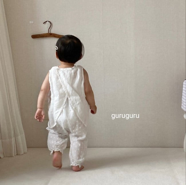 GURU GURU - Korean Children Fashion - #Kfashion4kids - Butterfly Sleeveless - 2