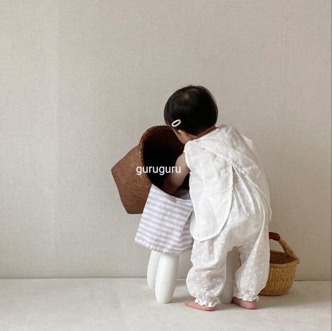 GURU GURU - Korean Children Fashion - #Kfashion4kids - Butterfly Sleeveless - 5