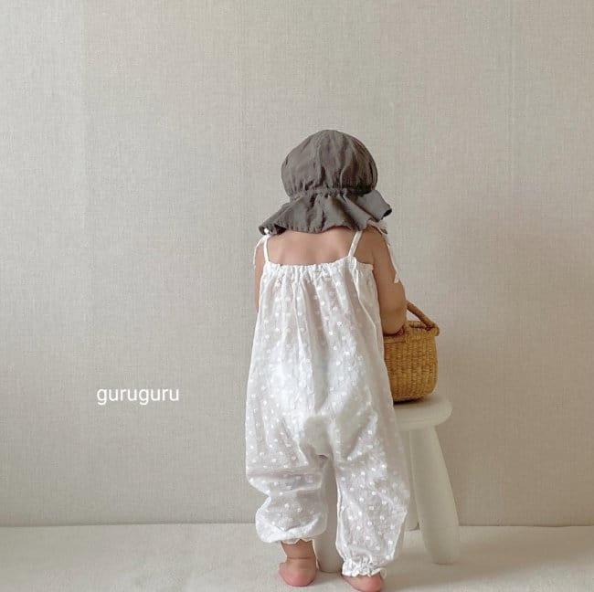 GURU GURU - Korean Children Fashion - #Kfashion4kids - Linen Bucket Hat - 5