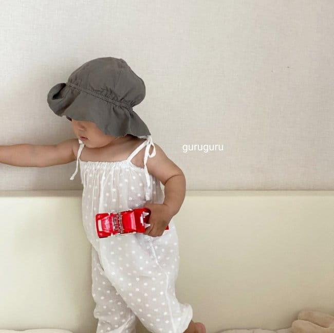 GURU GURU - Korean Children Fashion - #Kfashion4kids - Linen Bucket Hat - 7