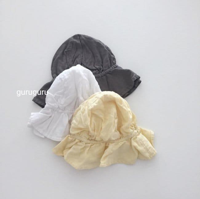 GURU GURU - Korean Children Fashion - #Kfashion4kids - Linen Bucket Hat - 8
