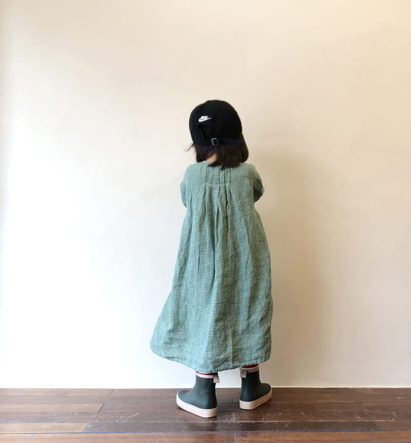 LEA ET MIEL - Korean Children Fashion - #Kfashion4kids - Pog One-piece - 3