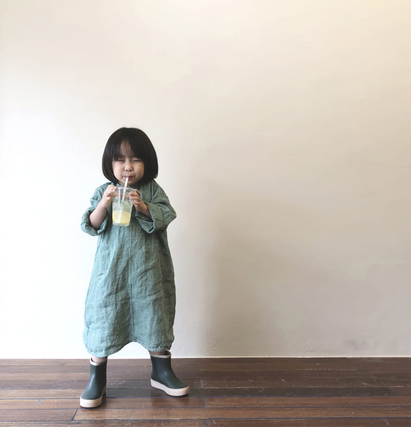 LEA ET MIEL - BRAND - Korean Children Fashion - #Kfashion4kids - Pog One-piece
