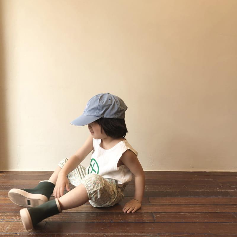 LEA ET MIEL - Korean Children Fashion - #Kfashion4kids - Squar Square Pants - 2