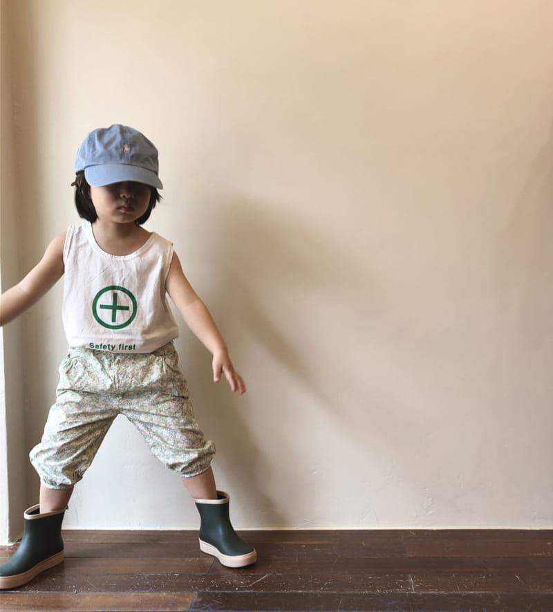 LEA ET MIEL - Korean Children Fashion - #Kfashion4kids - Squar Square Pants - 3