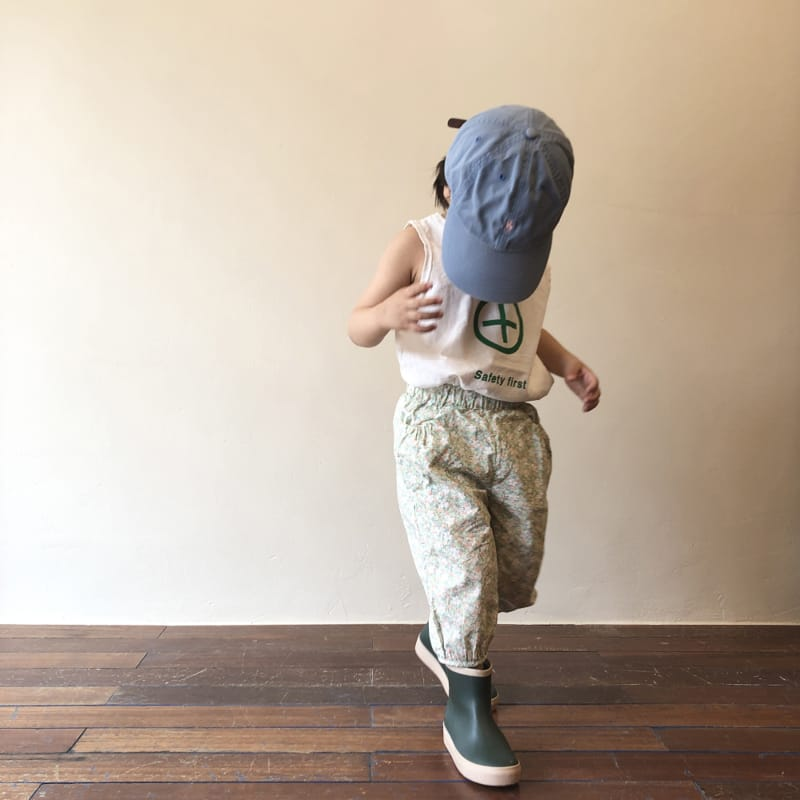 LEA ET MIEL - Korean Children Fashion - #Kfashion4kids - Squar Square Pants - 4