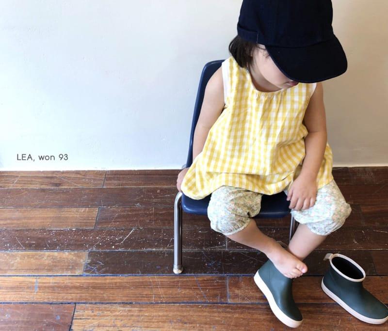 LEA ET MIEL - Korean Children Fashion - #Kfashion4kids - Squar Square Pants - 5