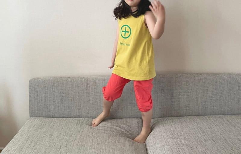 LEA ET MIEL - Korean Children Fashion - #Kfashion4kids - Squar Square Pants - 6