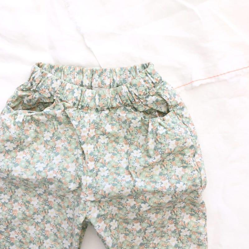 LEA ET MIEL - Korean Children Fashion - #Kfashion4kids - Squar Square Pants - 7