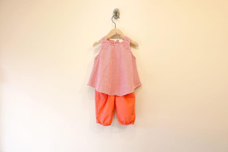 LEA ET MIEL - Korean Children Fashion - #Kfashion4kids - Squar Square Pants - 8