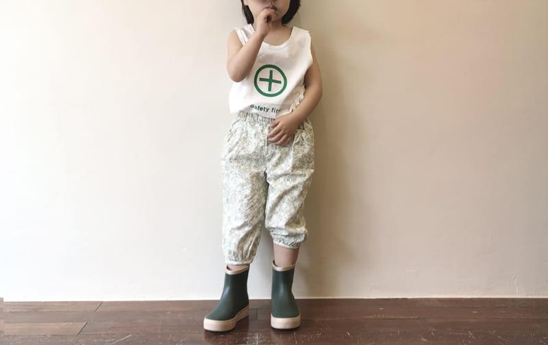 LEA ET MIEL - BRAND - Korean Children Fashion - #Kfashion4kids - Squar Square Pants