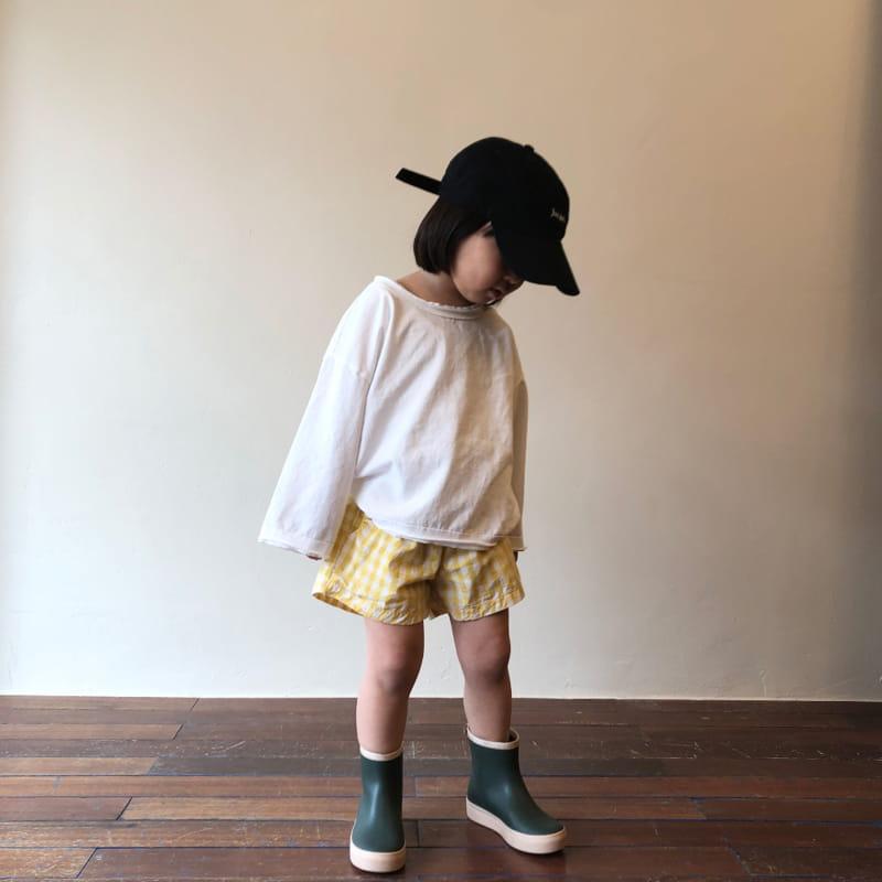 LEA ET MIEL - Korean Children Fashion - #Kfashion4kids - Thank You Tee - 4