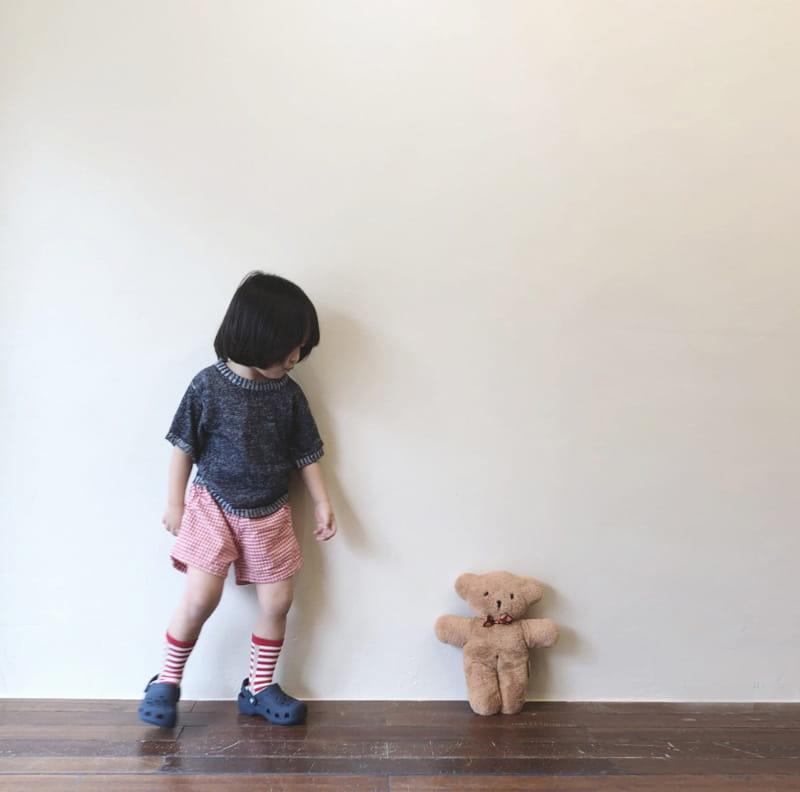 LEA ET MIEL - Korean Children Fashion - #Kfashion4kids - Summer Knit
