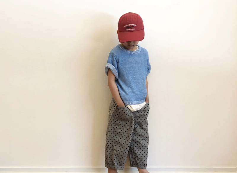 LEA ET MIEL - Korean Children Fashion - #Kfashion4kids - Summer Knit - 2