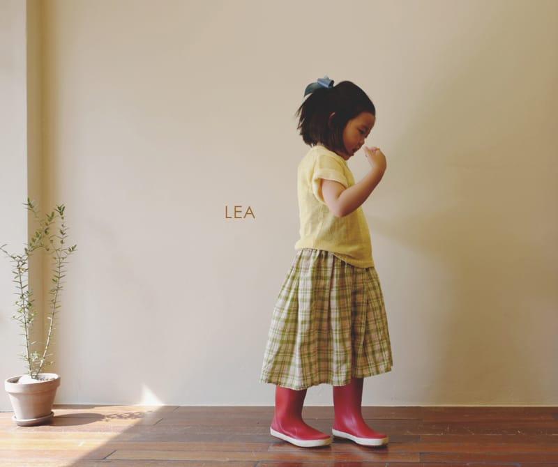 LEA ET MIEL - Korean Children Fashion - #Kfashion4kids - Summer Knit - 4