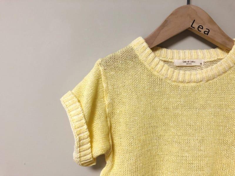 LEA ET MIEL - Korean Children Fashion - #Kfashion4kids - Summer Knit - 5