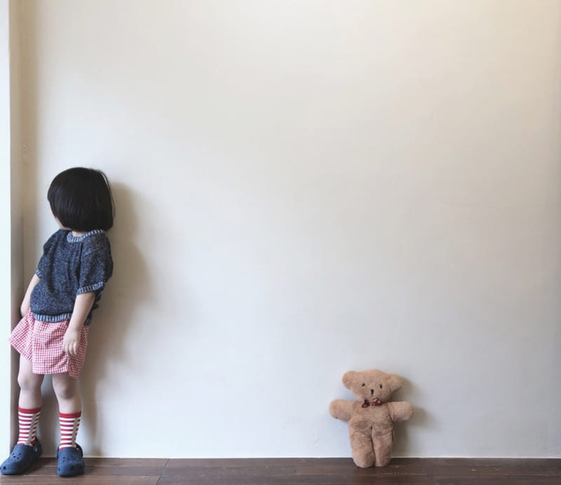 LEA ET MIEL - BRAND - Korean Children Fashion - #Kfashion4kids - Summer Knit