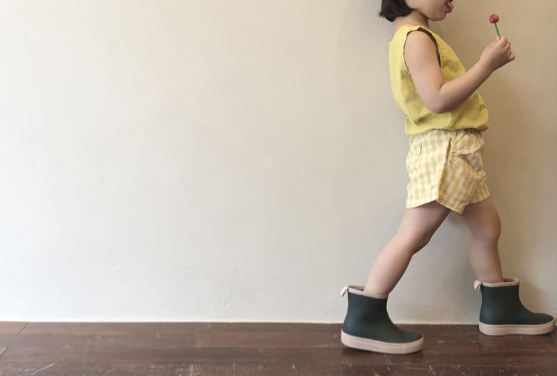 LEA ET MIEL - Korean Children Fashion - #Kfashion4kids - Shirring Shorts