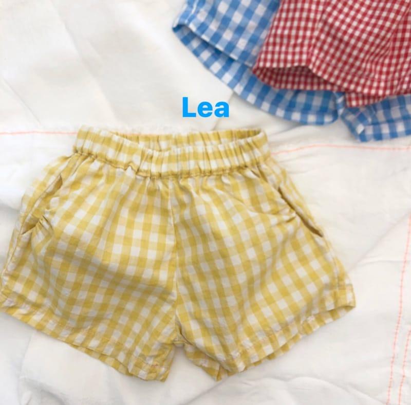 LEA ET MIEL - Korean Children Fashion - #Kfashion4kids - Shirring Shorts - 10