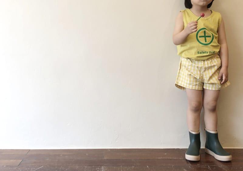 LEA ET MIEL - Korean Children Fashion - #Kfashion4kids - Shirring Shorts - 2