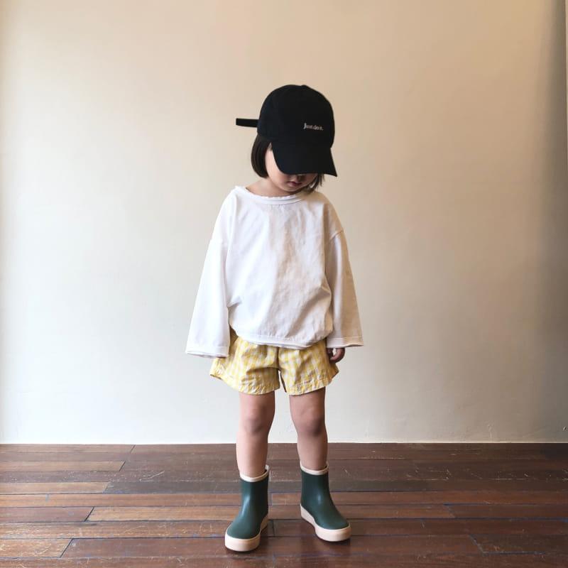 LEA ET MIEL - Korean Children Fashion - #Kfashion4kids - Shirring Shorts - 3