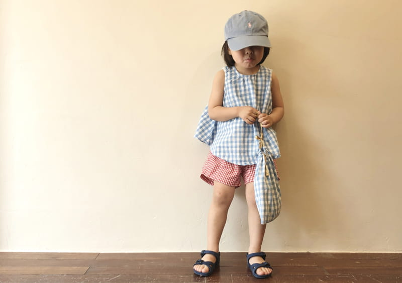 LEA ET MIEL - Korean Children Fashion - #Kfashion4kids - Shirring Shorts - 4