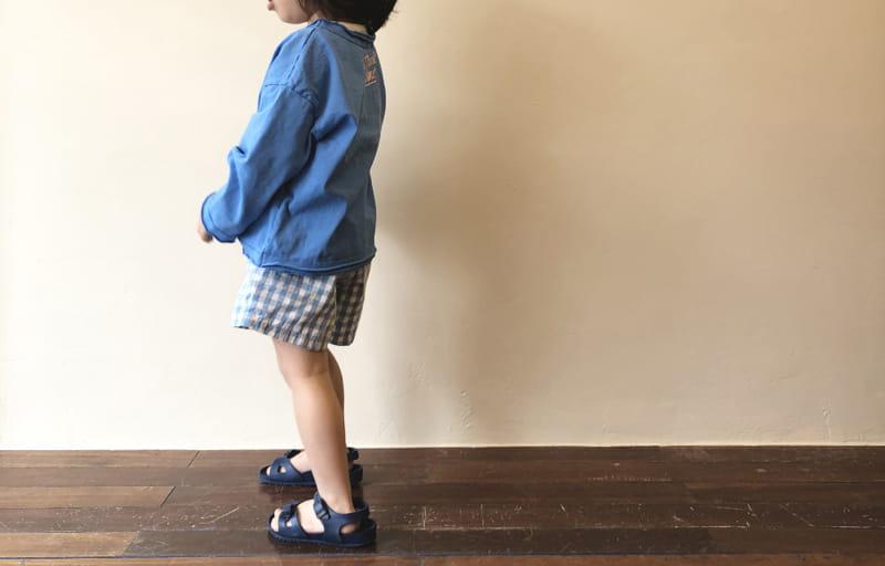 LEA ET MIEL - Korean Children Fashion - #Kfashion4kids - Shirring Shorts - 5