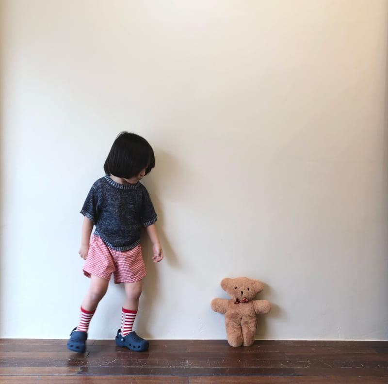 LEA ET MIEL - Korean Children Fashion - #Kfashion4kids - Shirring Shorts - 6