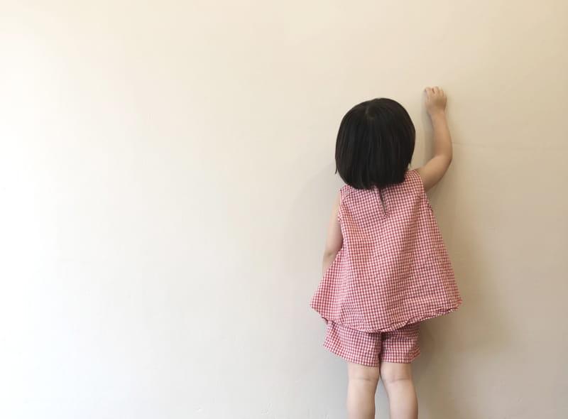 LEA ET MIEL - Korean Children Fashion - #Kfashion4kids - Shirring Shorts - 7
