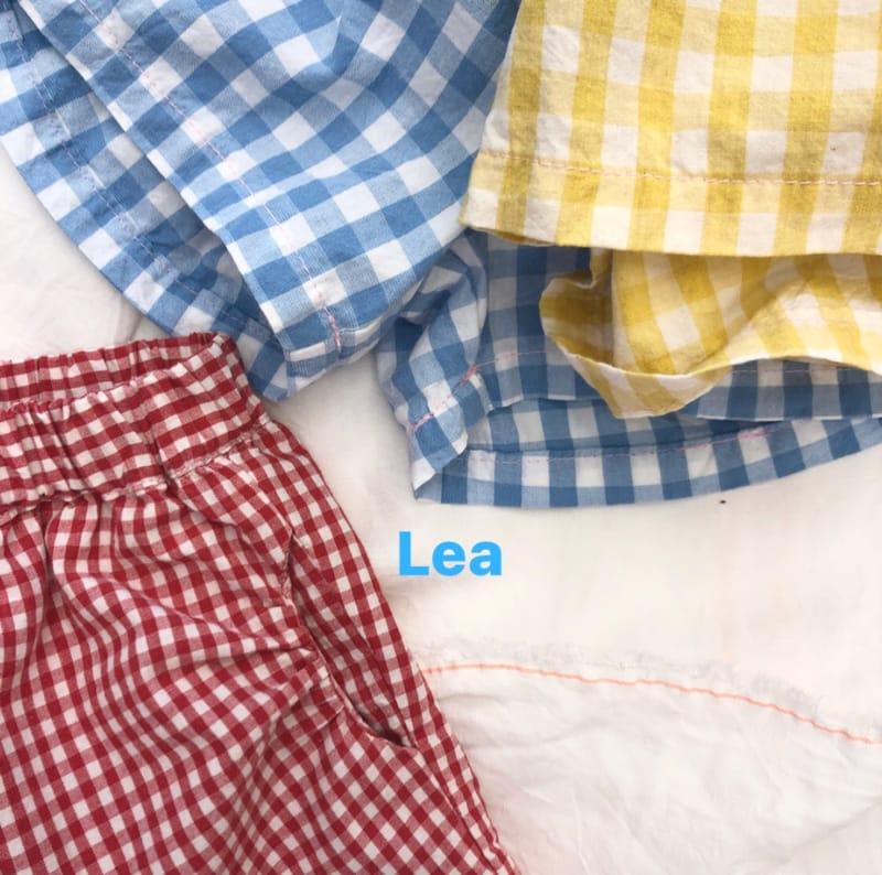 LEA ET MIEL - Korean Children Fashion - #Kfashion4kids - Shirring Shorts - 8
