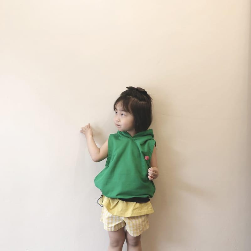 LEA ET MIEL - BRAND - Korean Children Fashion - #Kfashion4kids - Shirring Shorts