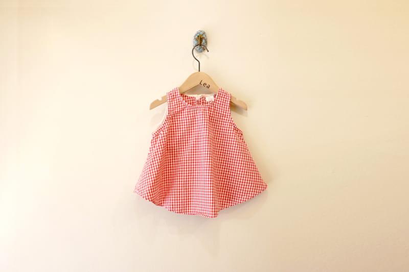LEA ET MIEL - Korean Children Fashion - #Kfashion4kids - Shirring Blouse - 10