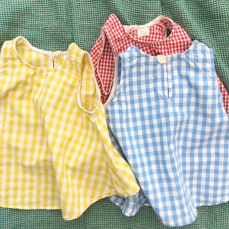 LEA ET MIEL - Korean Children Fashion - #Kfashion4kids - Shirring Blouse - 12