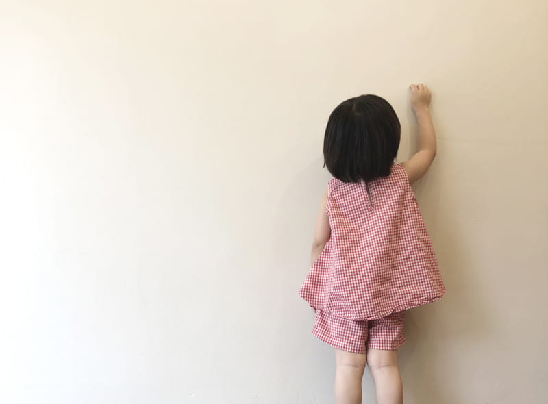 LEA ET MIEL - Korean Children Fashion - #Kfashion4kids - Shirring Blouse - 2