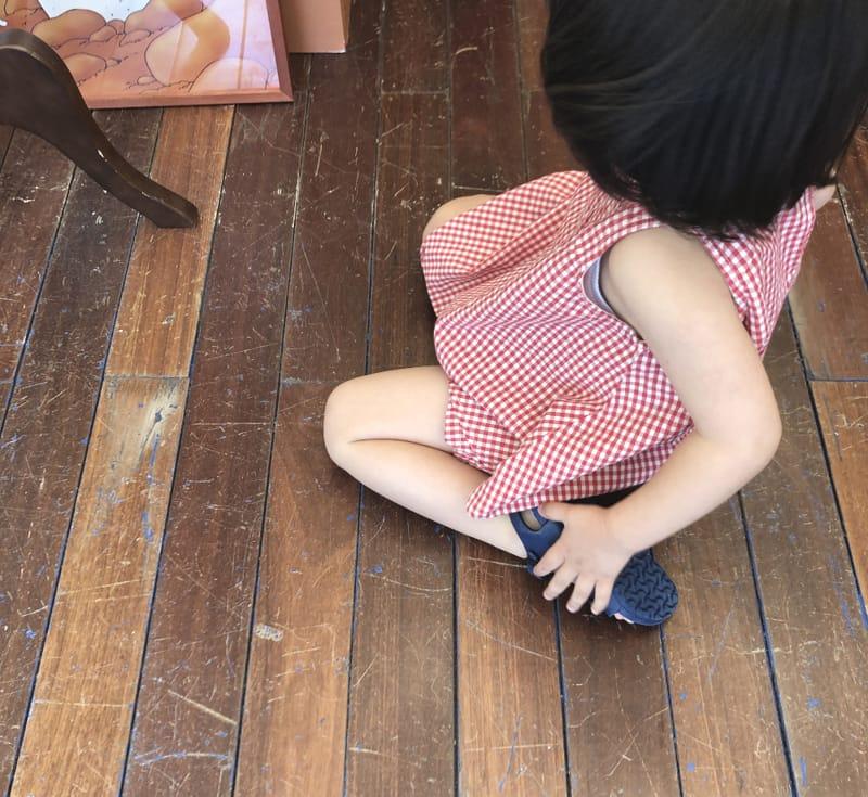 LEA ET MIEL - Korean Children Fashion - #Kfashion4kids - Shirring Blouse - 3