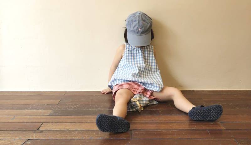 LEA ET MIEL - Korean Children Fashion - #Kfashion4kids - Shirring Blouse - 4
