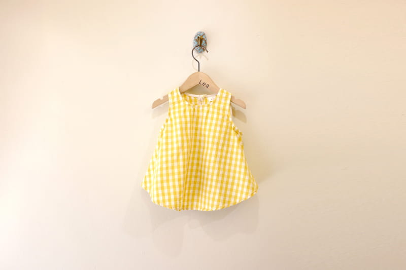 LEA ET MIEL - Korean Children Fashion - #Kfashion4kids - Shirring Blouse - 7