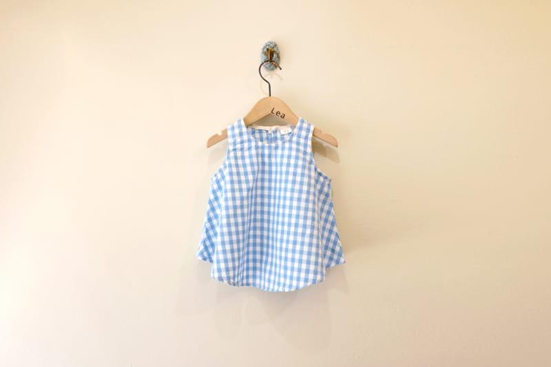 LEA ET MIEL - Korean Children Fashion - #Kfashion4kids - Shirring Blouse - 8