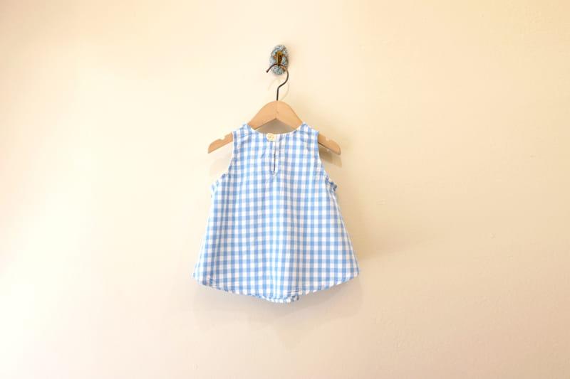 LEA ET MIEL - Korean Children Fashion - #Kfashion4kids - Shirring Blouse - 9