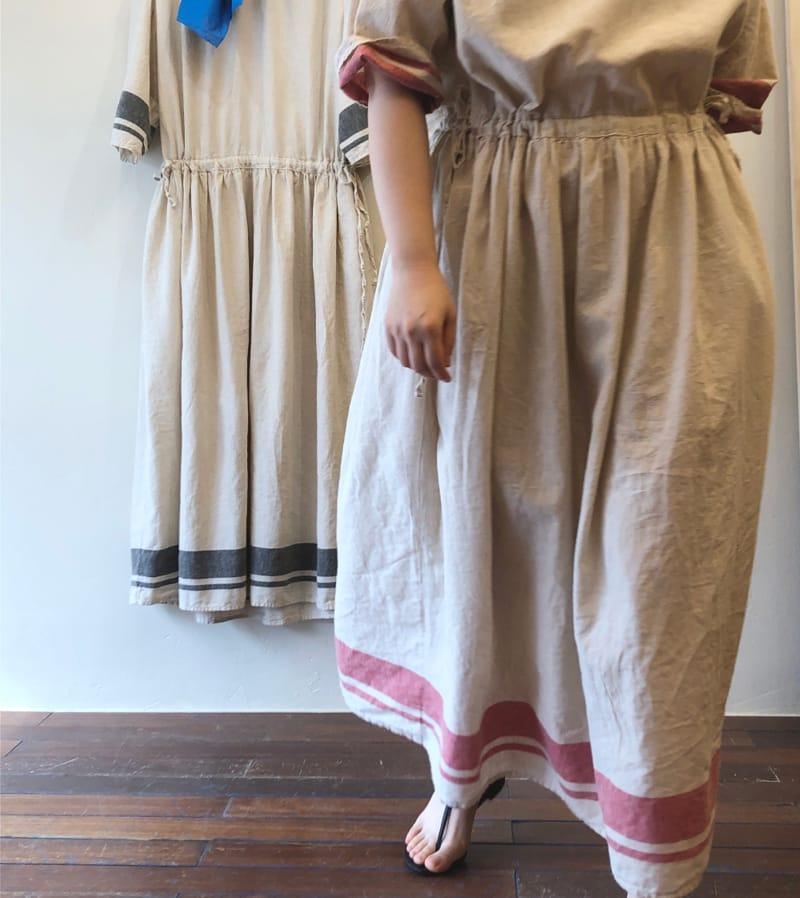 LEA ET MIEL - Korean Children Fashion - #Kfashion4kids - Mom Shirring Lone One-piece