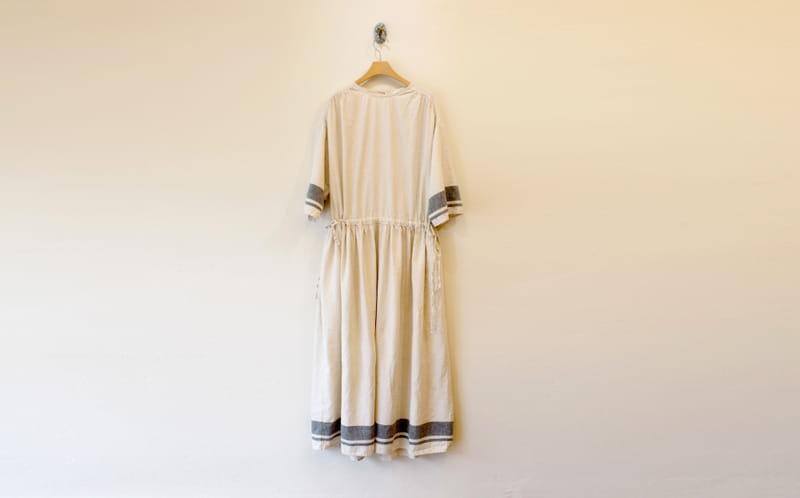 LEA ET MIEL - Korean Children Fashion - #Kfashion4kids - Mom Shirring Lone One-piece - 3