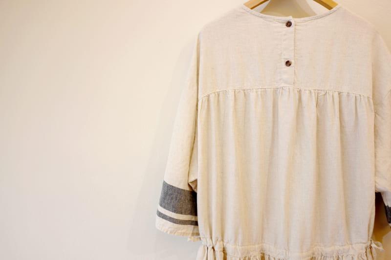 LEA ET MIEL - Korean Children Fashion - #Kfashion4kids - Mom Shirring Lone One-piece - 4