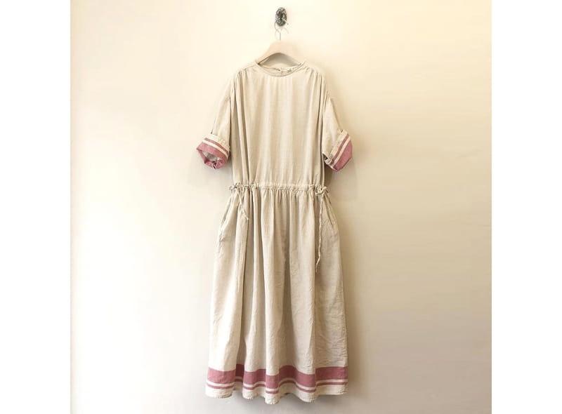 LEA ET MIEL - Korean Children Fashion - #Kfashion4kids - Mom Shirring Lone One-piece - 6