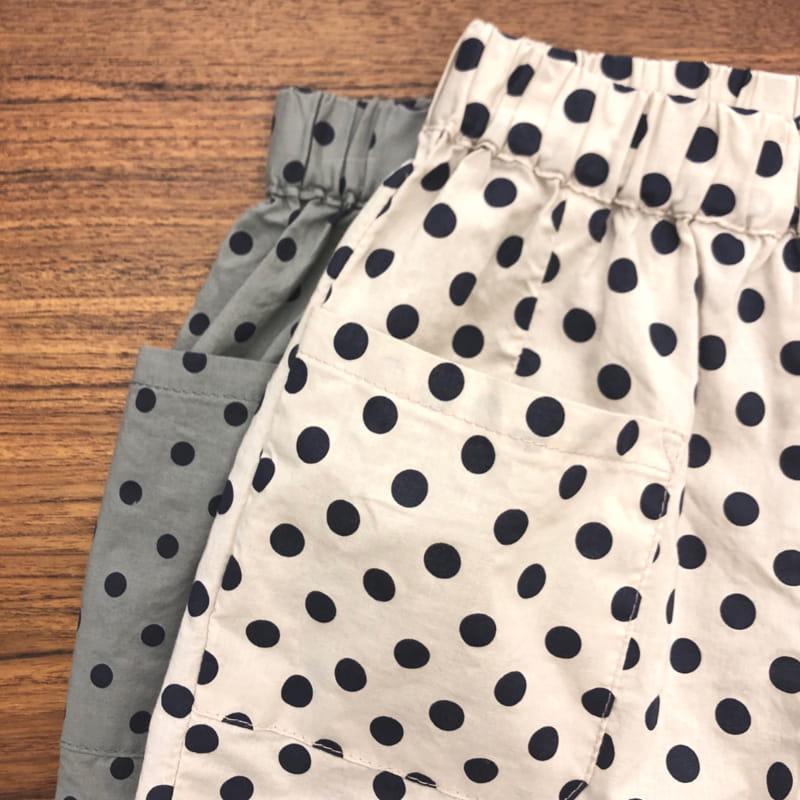 LEA ET MIEL - Korean Children Fashion - #Kfashion4kids - Song Song Pants - 10