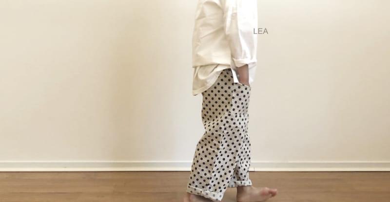 LEA ET MIEL - Korean Children Fashion - #Kfashion4kids - Song Song Pants - 4