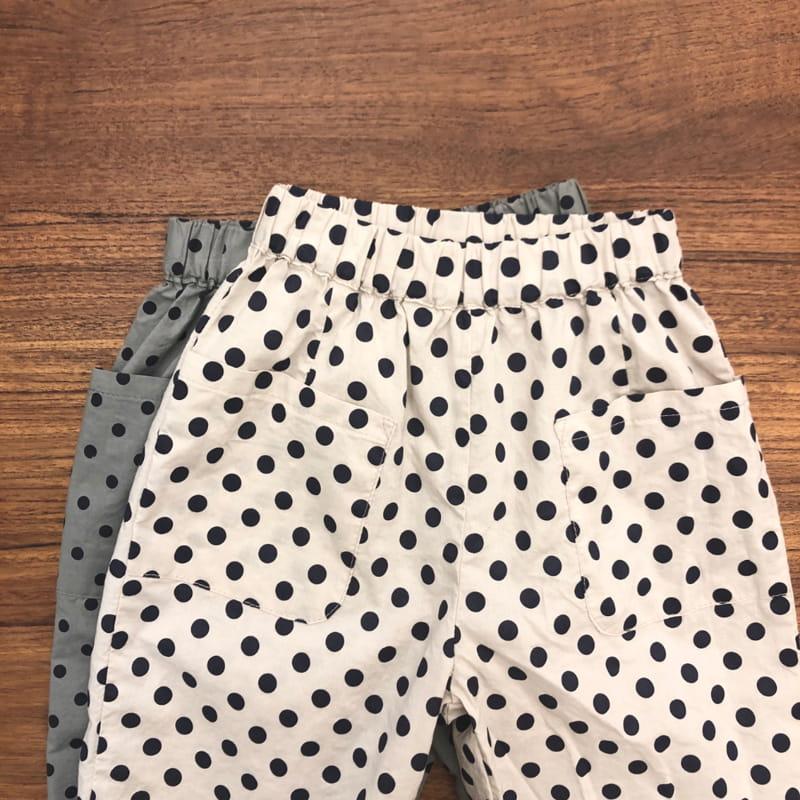 LEA ET MIEL - Korean Children Fashion - #Kfashion4kids - Song Song Pants - 9