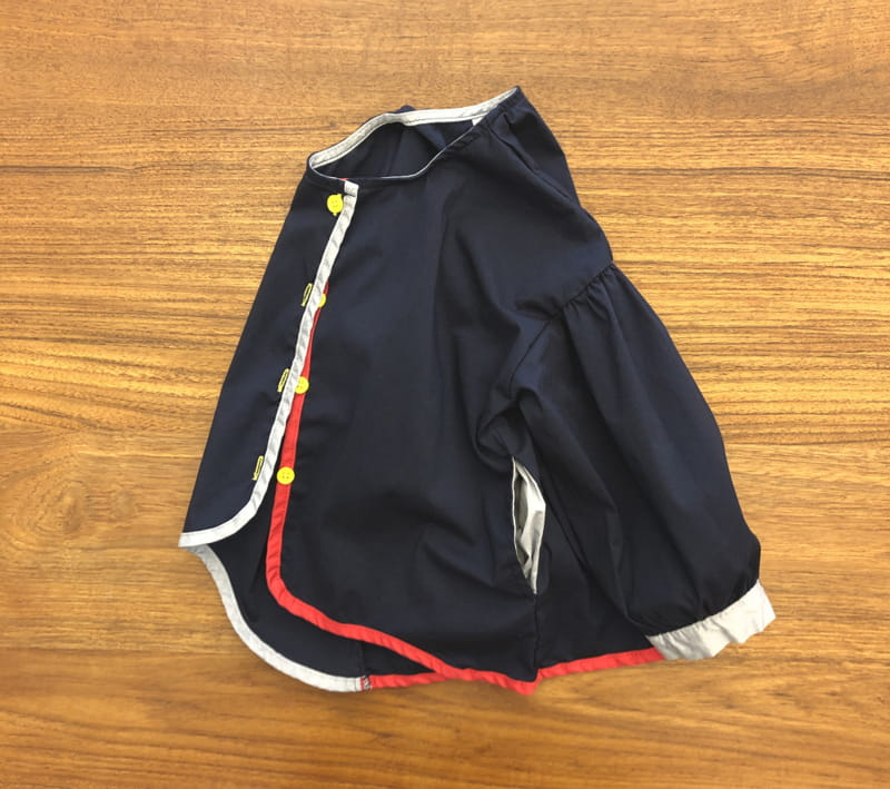 LEA ET MIEL - Korean Children Fashion - #Kfashion4kids - Lop Shirt