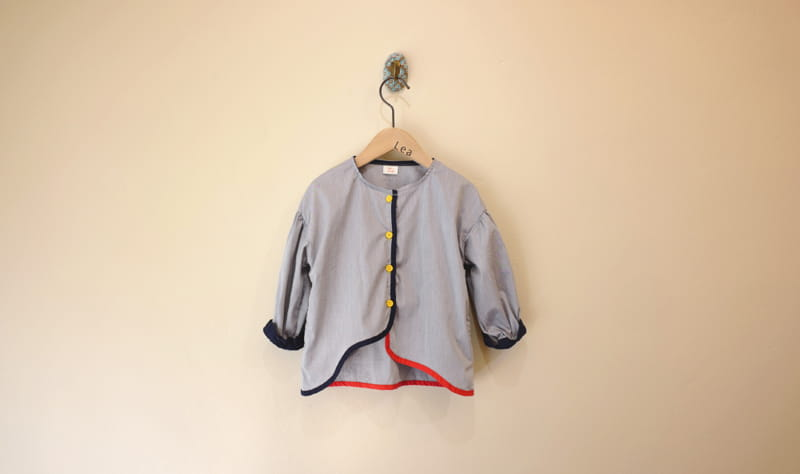 LEA ET MIEL - Korean Children Fashion - #Kfashion4kids - Lop Shirt - 4