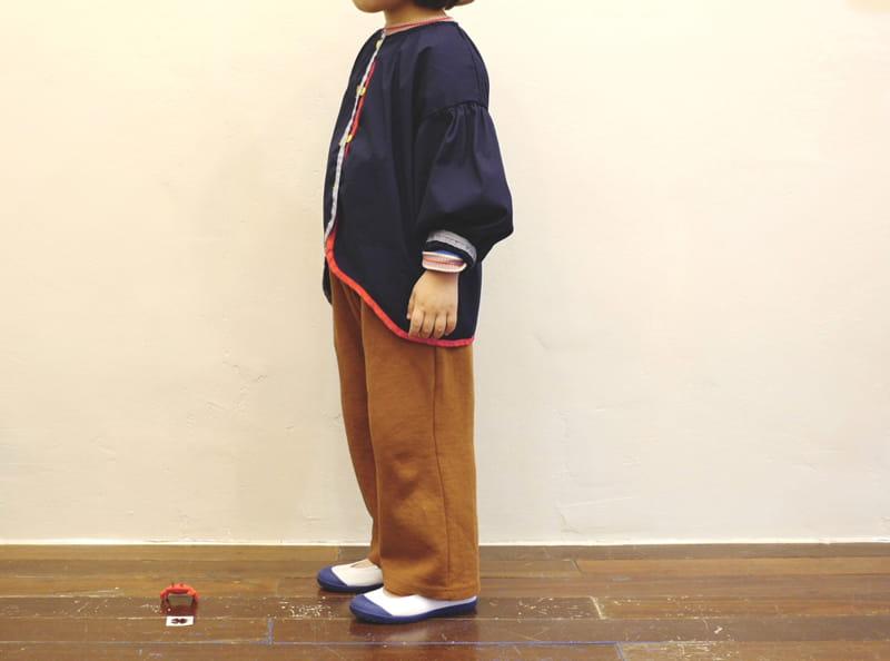 LEA ET MIEL - BRAND - Korean Children Fashion - #Kfashion4kids - Lop Shirt