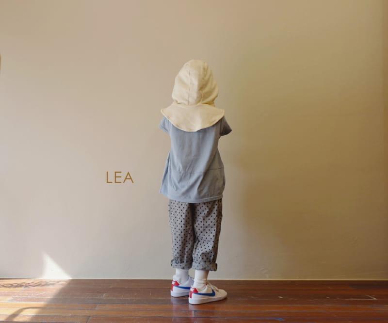 LEA ET MIEL - Korean Children Fashion - #Kfashion4kids - Pocket Tee
